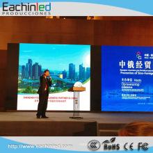 Le meilleur mur visuel d'intérieur d'écran d'affichage à LED SMD de la vente P6.25 de vente en Chine de Shenzhen