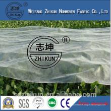 3% UV pp spunbond agriculture tissu non tissé