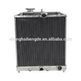 Hot Auto Parts Radiator For Honda Civic EK EG 92-00 MT B16 B18 Aluminum Cores