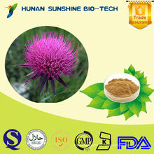 Immune & Anti-Fatigue Milk Thistle Extract Enhance immunity Tablet