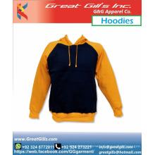 100% Heavy Warm Cotton hoodies Men Custom Made