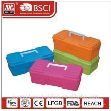 Colorful Plasitc tool box