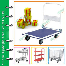 Heavy Duty material handling trolley cart