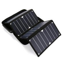 2017 De alta qualidade 26W flexível dobrável flexível mais barato do painel solar