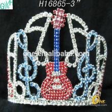 Magnifique guitare élection beauté couronne pneu bon marché à vendre