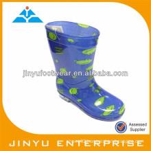 Cute cartoon PVC rain boot