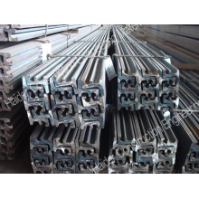Edge Beam and Middle Beam Steel Profile