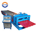 Standard 900 MM Glazed Tile Roll Form Machinery