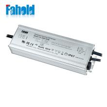 Conductor de luz LED de calle 160W con carcasa de metal