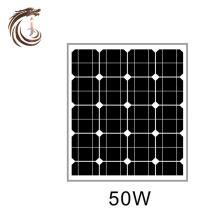 Painéis solares fotovoltaicos flexíveis de 50W