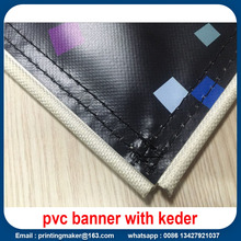 Keder Bordure PVC PVC Flex Display Bannière