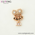 34101 xuping fashion animal owl pendant charm jewelry for women