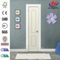 2-Panel Eyebrow Top Solid Core Painted Door