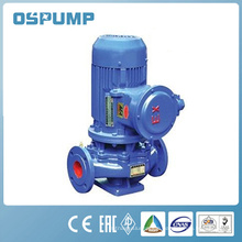 ISG domestic water pressure booster pumps