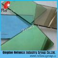 Grünes reflektierendes Glas-Dunkelgrün / Französische Grüne Farbe