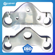 Aluminum forging parts process