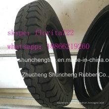 Neumático de la motocicleta de trabajo pesado 4.00-8 4.50-12 5.00-12