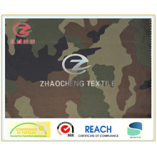 300t Poly Pongee Big Pattern Desert Camouflage Printing (ZCBP146)