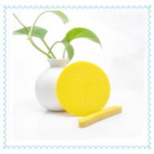Professional compressé en expansion du visage nettoyage éponge en Cellulose
