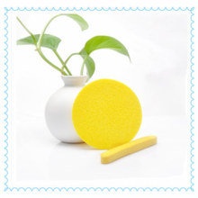 Professional Compressed Expanding Facial Cleansing Cellulose Sponge