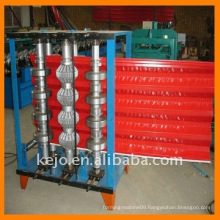 SHANGHAI KEJO Fast Speed Curve Roof Panel Roll Forming Machine Factory