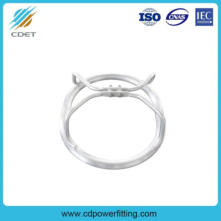 High Voltage Insulator Accessories Grading Ring