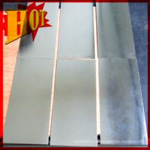 Folha de titânio Gr 2 ASTM B265 para processamento químico