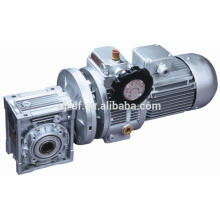 NMRV worm gear reducer with MB speed variator gearbox