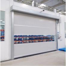 Puerta de PVC de alta velocidad para la industria