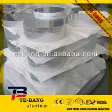 Плиты высокого давления и контейнер Алюминиевый круг