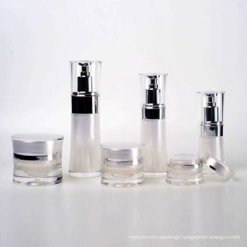 Waist Shape DIP Tube Bottles with Jars (EF-C24)