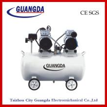 Compressor de ar livre de óleo CE SGS 50L 580wx2 (GDG50)