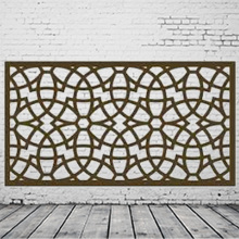 Decorative Garden Metal Screen