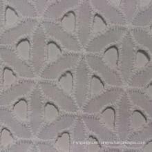 muselina de algodón orgánico rollos de tela 100% algodón