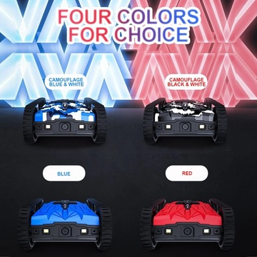Char de combat AR Racing 4 couleurs