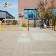 Inexpensive Metal Pedestrian Crowd Control Barrier