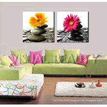 Abstract Flower Painting/Wall Decor Canvas Painting/Flower Art Print On Canvas