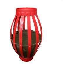 Accessoires de cimentage à l'huile Panier flexible en ciment à ressort