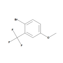 2-bromo-5-méthoxybenzotrifluorure N ° CAS 400-72-6