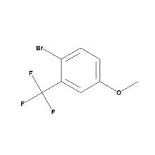 2-Бром-5-метоксибензотрифторид КАС № 400-72-6
