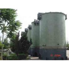 Резервуар FRP для хранения химикатов или воды