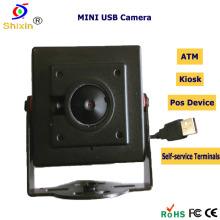 Caméra vidéo numérique mini numérique 0.3MP 3.7mm pour guichet automatique (SX-608)