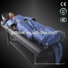 Portable massage slimming machine presoterapia equipo linfático de drenaje presoterapia máquina para la venta
