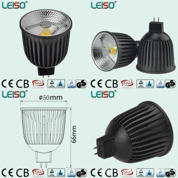 Foco LED COB con diseño de patente