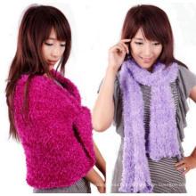 Mode de gros changé écharpe magique écharpe laineuse magique châle (MU6603)