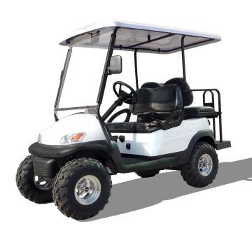 Veículos elétricos de finalidade turística ao ar livre para veículos terrestres de 48V carregados por bateria