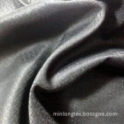 Soft/good texture/gloss fabric for men's cot