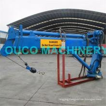 Hs Port Telescopic Boom Lifting Crane Equipment
