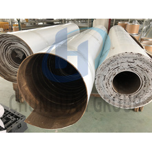 PTFE One Side geëtst Roll Sheet voor voering