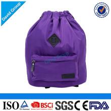 Eco Friendly Baixo preço personalizado saco de cordão de impressão